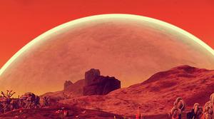 No Man's Sky y la grandeza del espacio aparentemente infinito