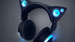 Axent Wear: Auriculares con orejas de gato que funcionan como altavoces