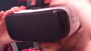 Así se vio el Barça-Real Madrid en realidad virtual