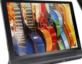 Lenovo Yoga Tab 3 Pro, una tablet con proyector que con consigue despuntar