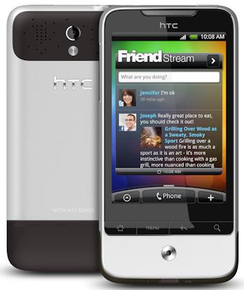 FriendStream une Facebook y Twitter en los moviles HTC