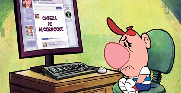 El ciberacoso es cada vez más común