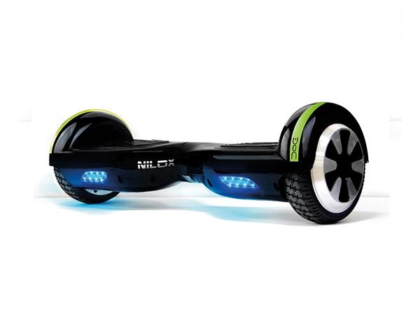 Nilox DOC hoverboard 6.5 es el hoverboard que estábamos esperando