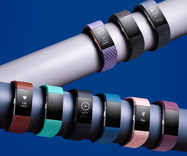Así es la Fitbit Charge 2