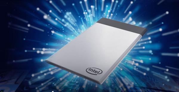 Compute Card, de Intel