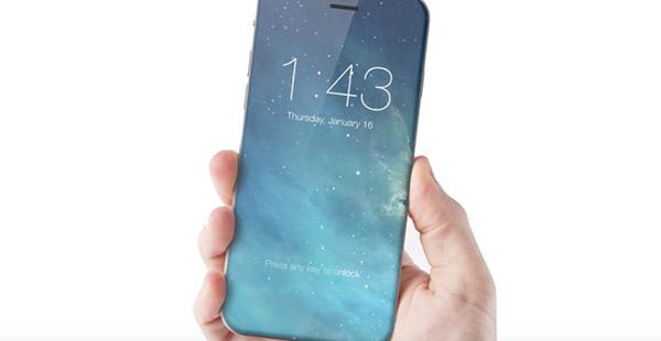 Así podría ser el nuevo iPhone