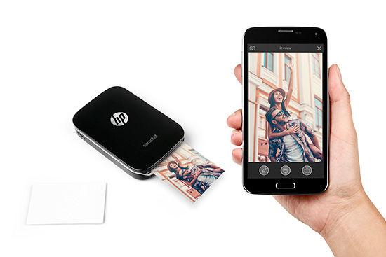 Analizamos la HP Sprocket, la impresora fotográfica portátil pensada para la generación móvil
