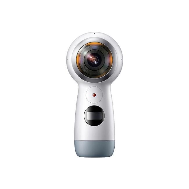 La revisión del Samsung Gear 360 le añade un agarre para facilitar su uso