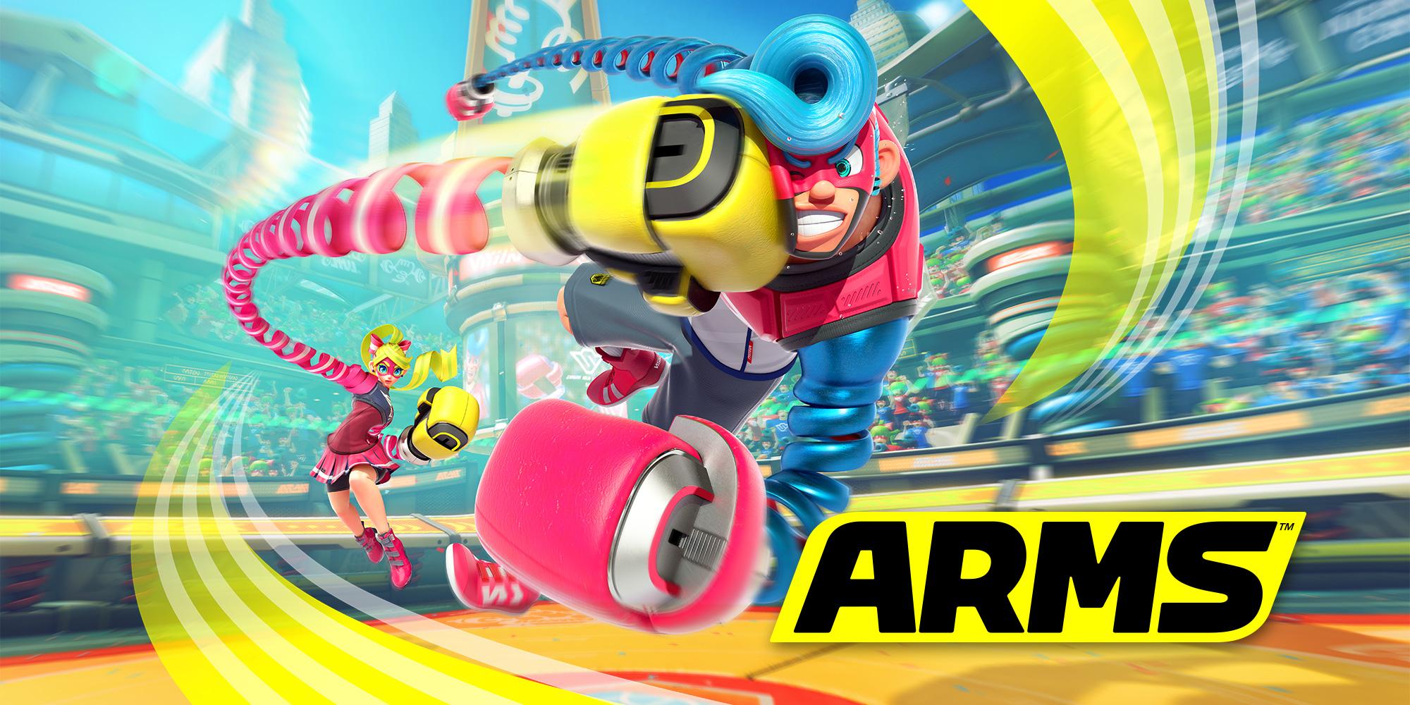 Arms es el próximo intento de Nintendo para ser un eSport