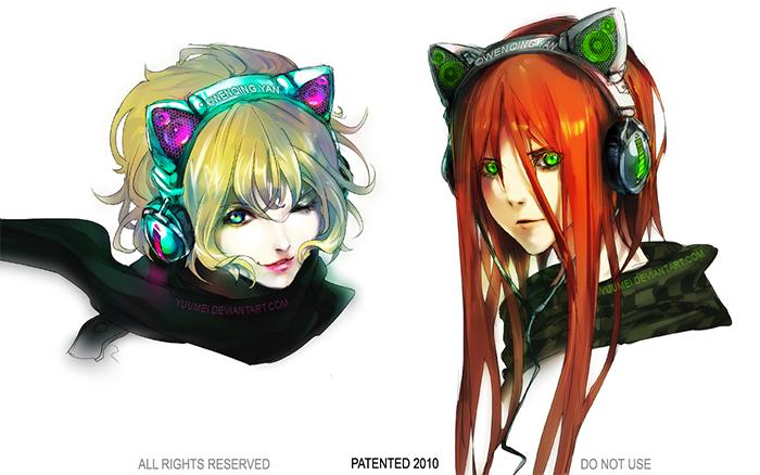 Concepto original de Axent Wear por yuumei