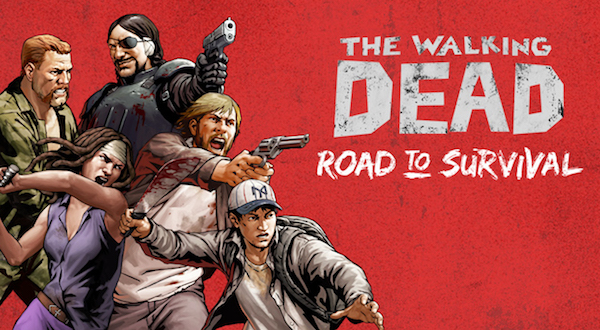 'The Walking Dead: Road to Survival' sigue la apariencia del cómic