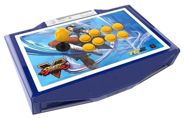 Mad Catz Street Fighter V Chun-Li Arcade Fight Stick TE 2.