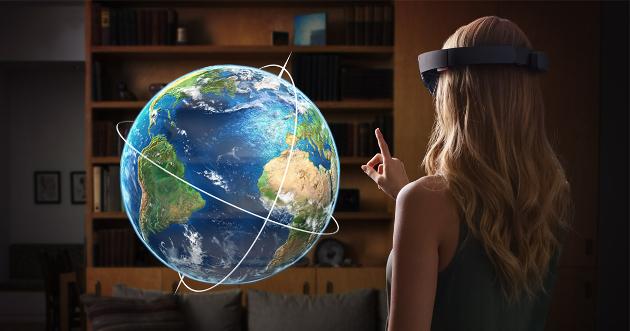Hololens y su realidad aumentada