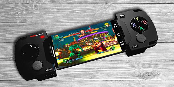 Mando Mars Gaming MGP1: el mando que se adapta al móvil