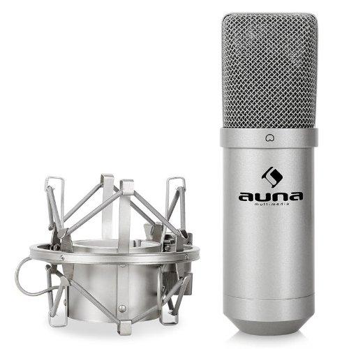 Auna HK-Mic-900-S, un micrófono que sirve para todo