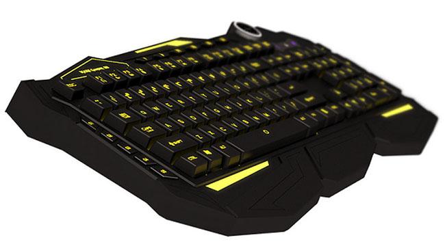 Mars Gaming MK3: el teclado semimecánico para amantes de las macros