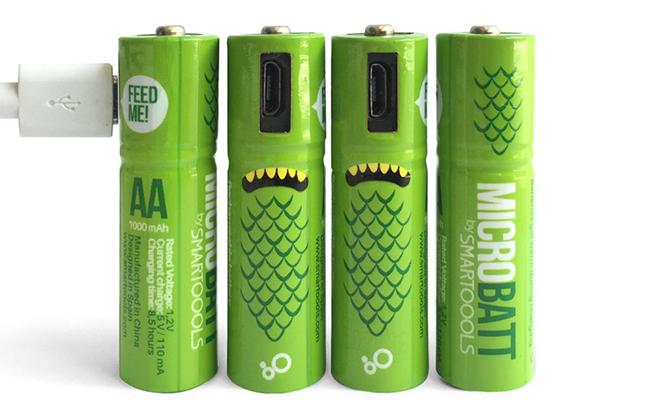 Smartoools: baterías con diseño y simplicidad, quizás demasiada