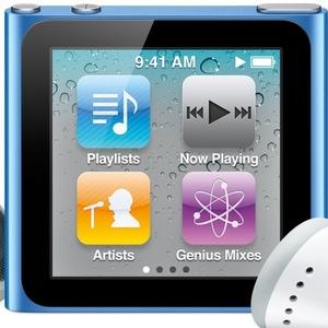 iPod Nano 6G