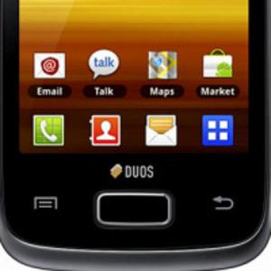Samsung Galaxy Y Duos