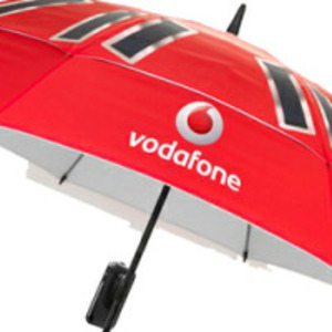 Vodafone Booster Brolly