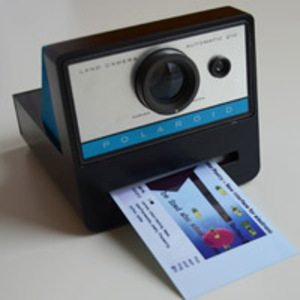 Polaroid Cacher