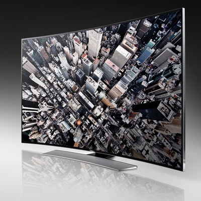 Samsung U9000 Curved UHD TV