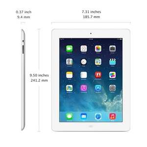 iPad pantalla Retina