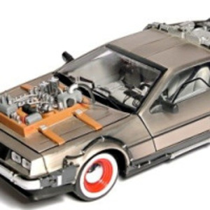 Flash Rods DeLorean Hard Drive