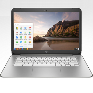 HP Chromebook 14 2015