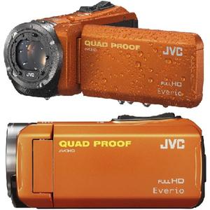 JVC GZ-R320