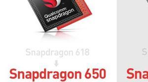 Qualcomm renombra sus procesadores Snapdragon 618 y Snapdragon 620