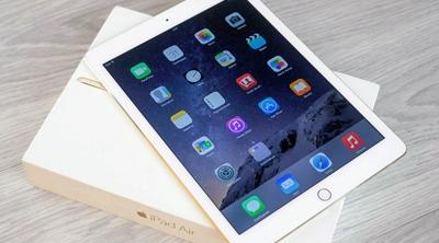 Rumor: iPad Air 3 se lanzará al mercado antes de junio de 2016