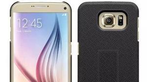 Estas carcasas del Samsung Galaxy S7 y S7 Plus muestran su diseño final