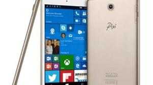 Pixi 3, la primera tableta de Alcatel con Windows 10 Mobile