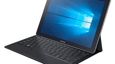 CES 2016: La tablet de Samsung con Windows 10