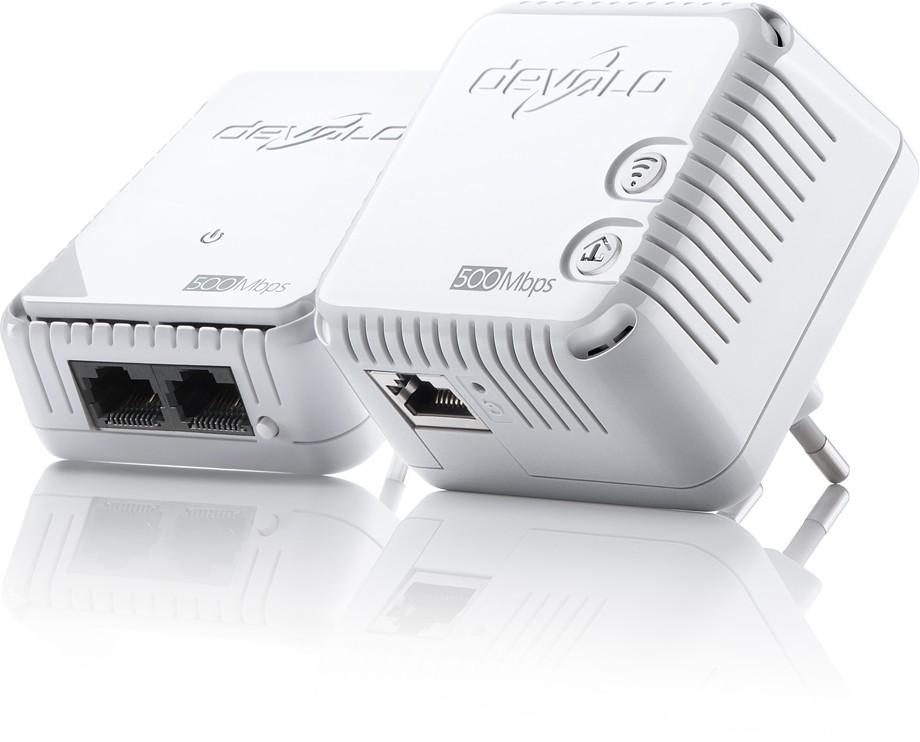 La empresa devolo anuncia su PLC dLAN 550 WiFi
