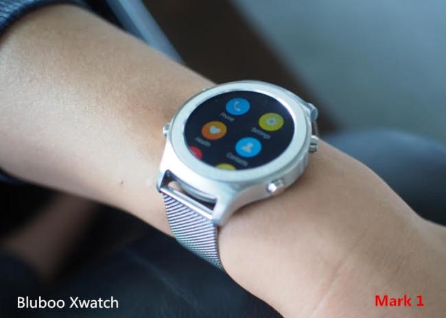 Bubloo Xwatch nos ofrece el smartwatch Android Wear más barato