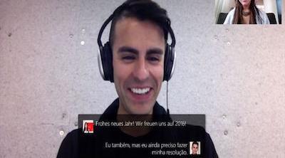 Skype Translator ya está disponible en Windows