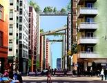 Suecia quiere transformar Estocolmo creando una ciudad en las azoteas