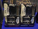 GIGABYTE presenta 5 nuevas placas base de gama alta X170 y X150
