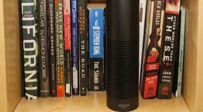 Amazon Echo también te lee los libros de Kindle