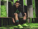 Nuevas botas Adidas con tecnología sin cordones