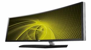 AOC presenta su monitor curvo de 160Hz