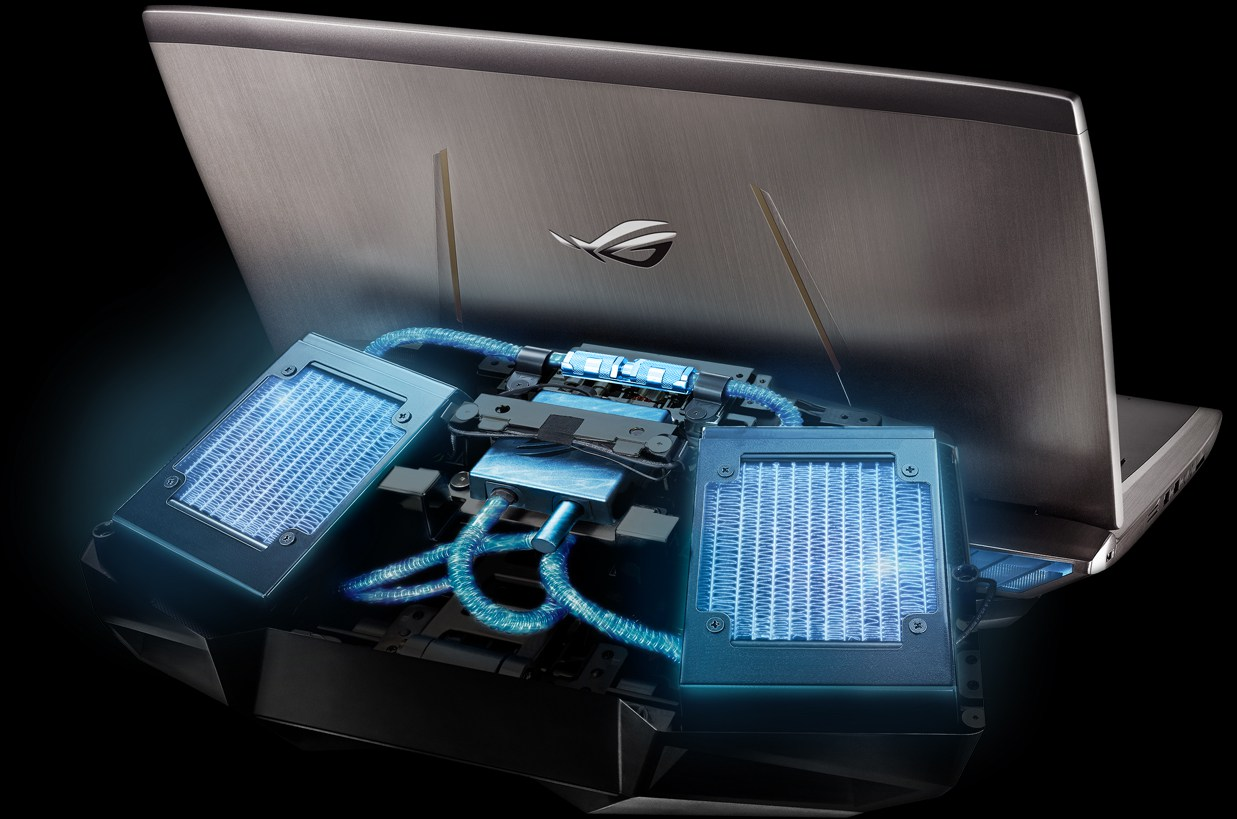 ASUS Republic of Gamers anuncia el GX700