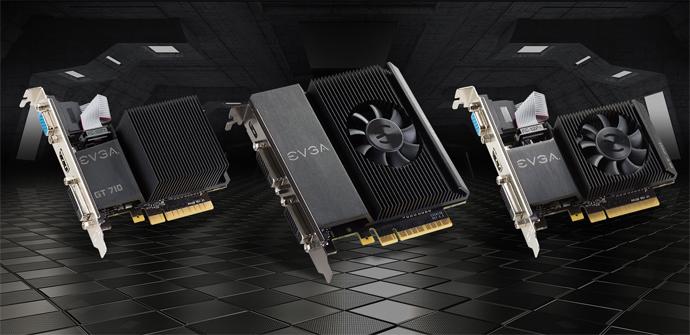 NVidia presenta la gráfica GT710 para equipos básicos