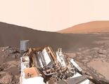 NASA: Nuevo vídeo de 360 grados de Marte