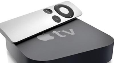 Apple TV contará con dictado por voz