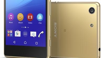 Sony Xperia M5 llega por fin a España a un precio de 399 euros