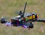 Impresionante carrera de drones a toda velocidad y en primera persona
