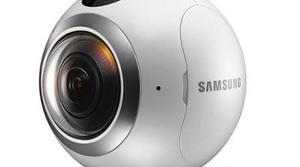 Samsung presenta Gear 360, su cámara con captura 360 grados